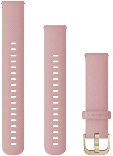 Dust Rose Silicone/Light Gold